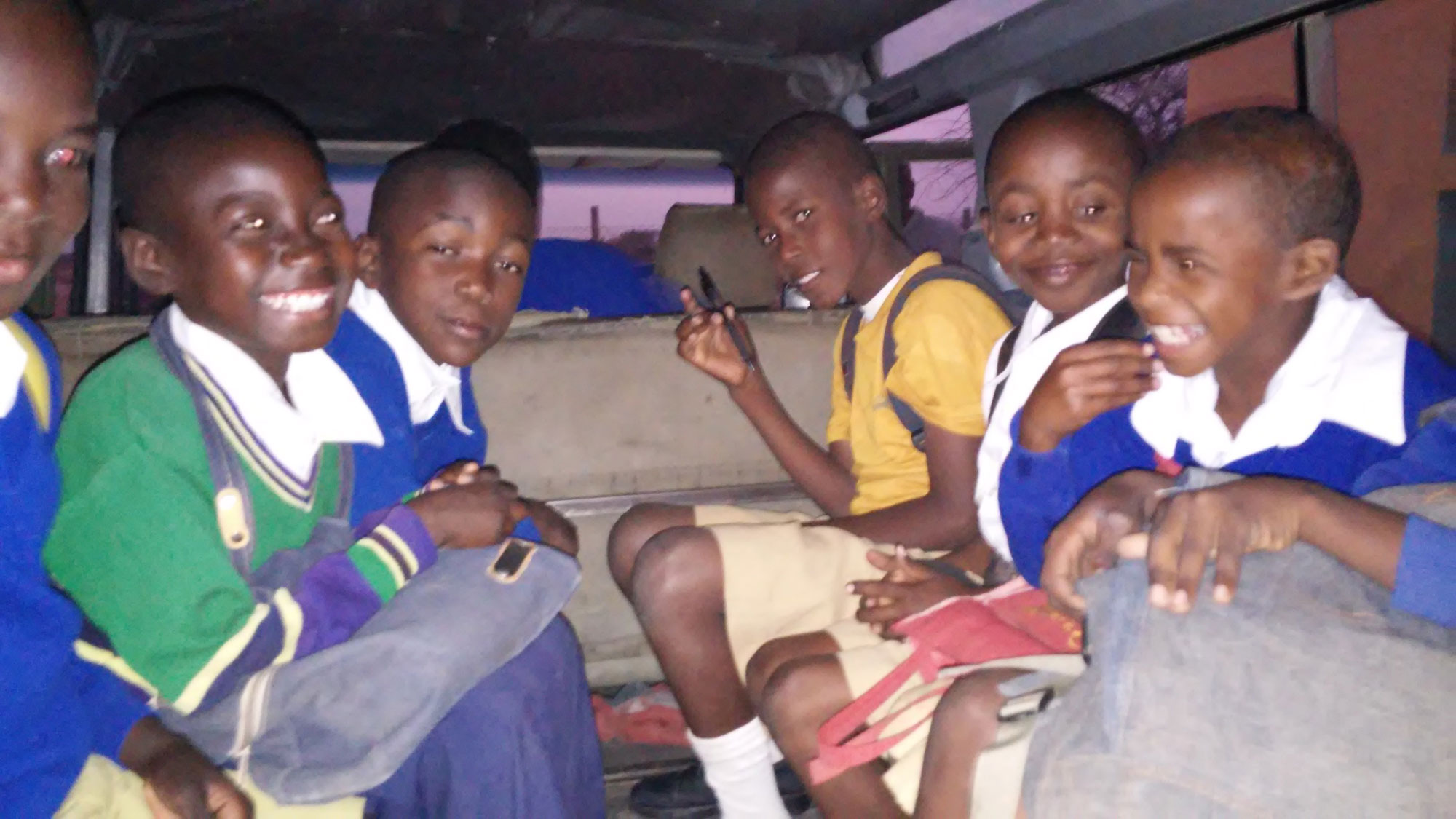 Dodoma-Schulbuss